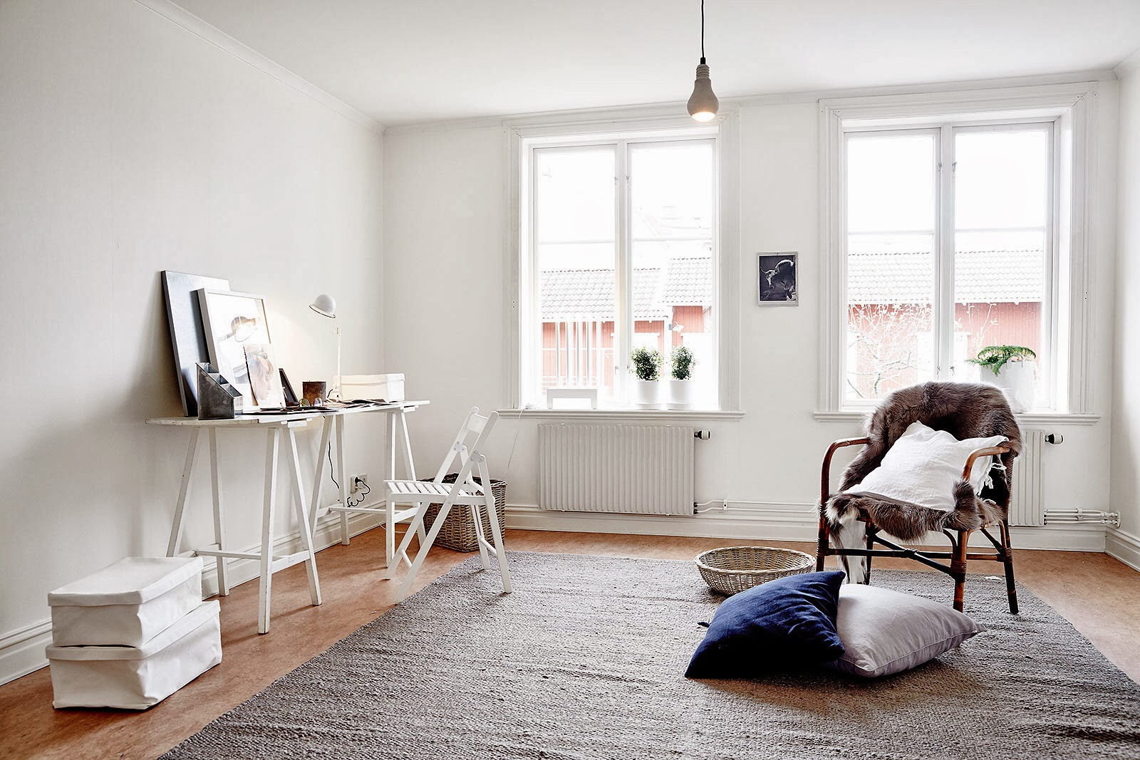 my scandinavian home a white and grey swedish home with. Black Bedroom Furniture Sets. Home Design Ideas
