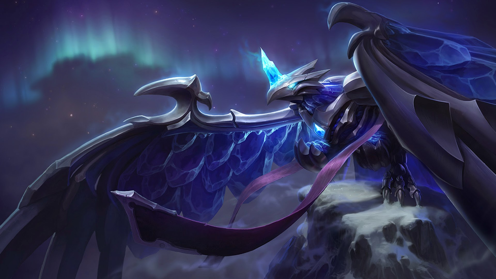 blackfrost anivia ingame - photo #25