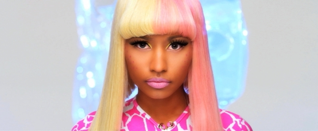 nicki minaj super bass hairstyles. hair Nicki Minaj Super Bass.