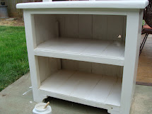 Heather' Home Pottery Barn Knock - Refinished