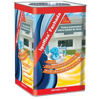 Colorir faz bem sika turbina impermeabilizante para for Pintura impermeabilizante sika