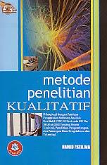 toko buku rahma: buku METODE PENELITIAN KUALITATIF, pengarang hamid patilima, penerbit alfabeta