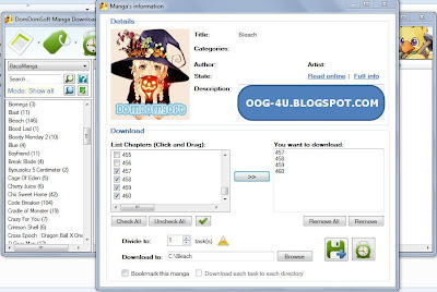 Manga Downloader - Download Komik
