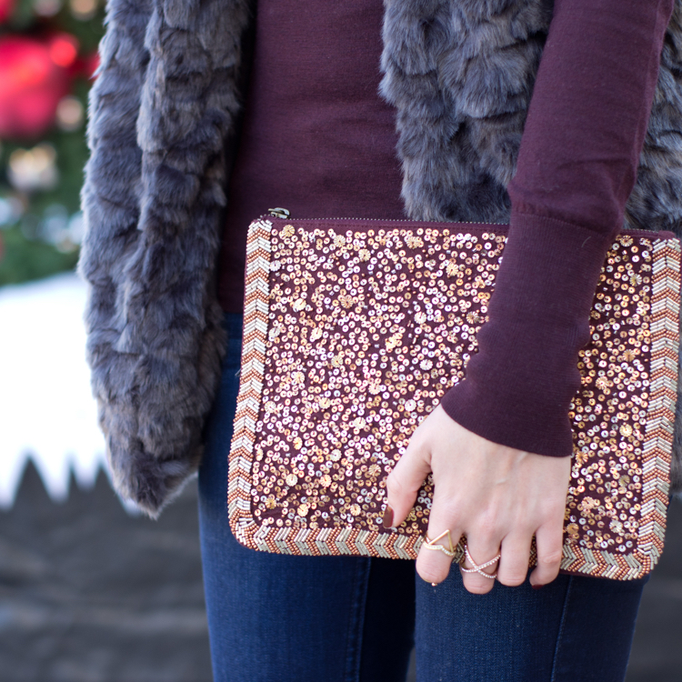 embellished-burgundy-clutch-with-tassel