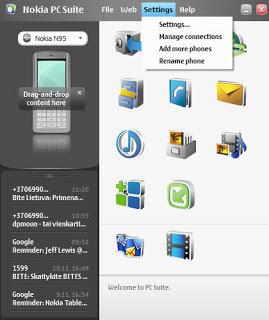 Free Download Nokia PC Suite Full Version 7