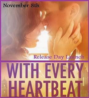 Release Day Blitz: With Every Heartbeat by Melody Grace