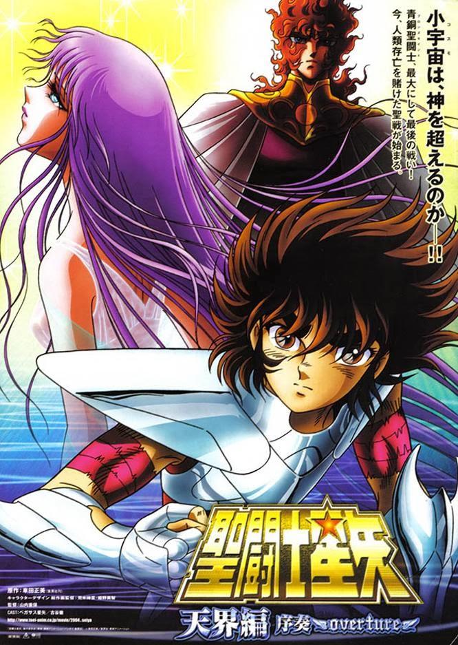 Cavalieri dello Zodiaco - Saint Seiya al cinema con Yamato