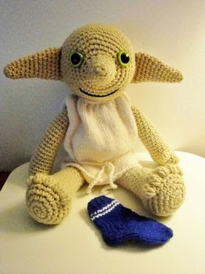 Chiwaluv Amigurumi Critters: Dobby a House Elf