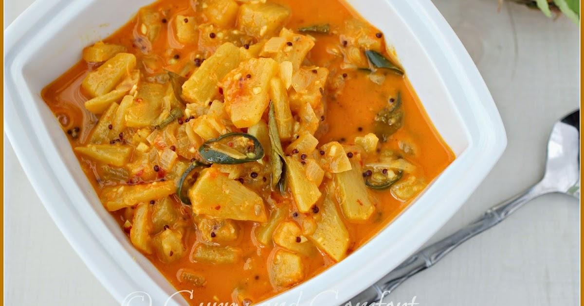 Kitchen Simmer: Sri Lankan Pineapple Curry (Vegan)