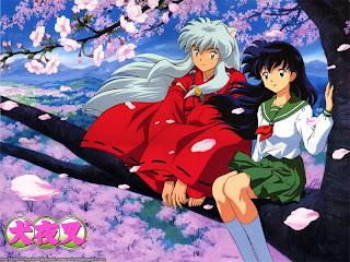 em animes recomendados temos inuyasha, o meio yokai