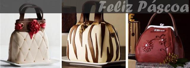 Pascoa, Bolsa chocolate