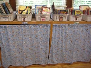 Summer Bucket List Classroom Curtains