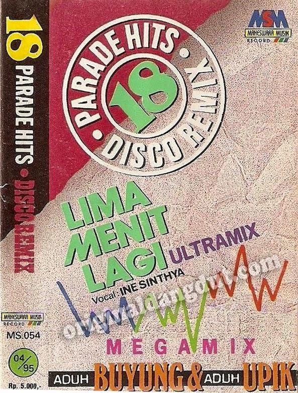Parade Hits Disco Remix 1995