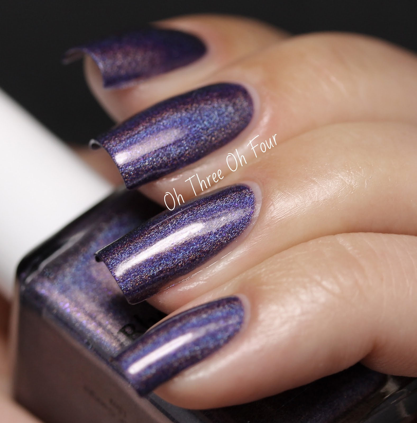 Blue-Eyed Girl Lacquer BEGLove Swatch