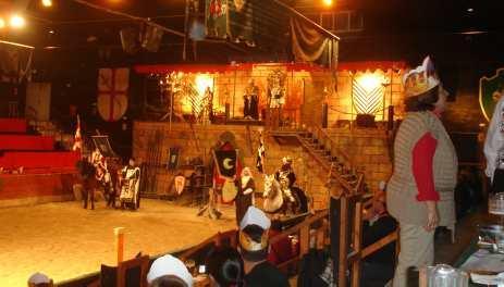 fiestas de moros y cristianos alfaz del p el castillo