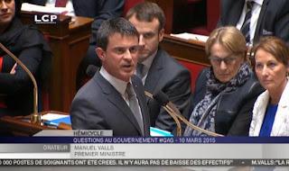 VIDÉO. Manuel Valls perd ses nerfs face à Marion Maréchal-Le Pen