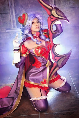 League of Legends - Ashe, a Cupida Mortal (Spcats Team)