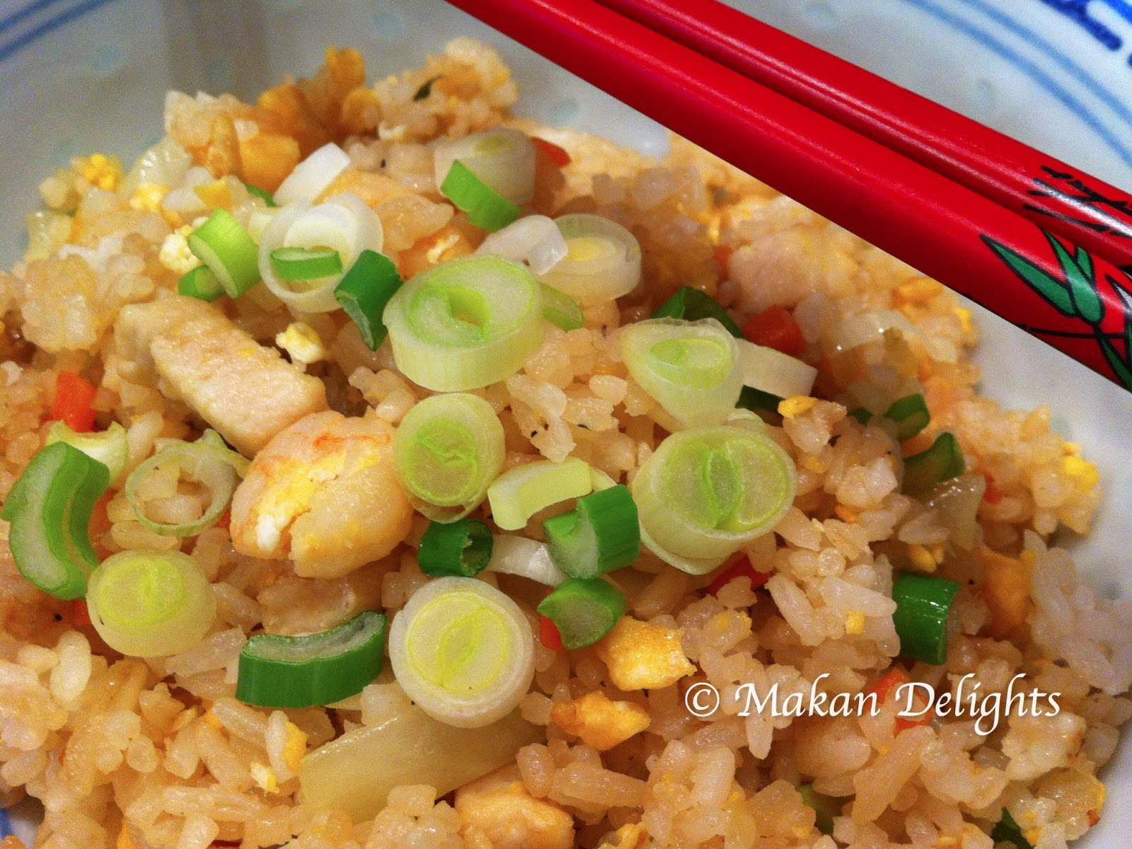 Makan delights yangzhou fried rice this is a simple and delicious dish using left over cooked rice it is quick to prepare and will fill any hungry tummy in no time ccuart Image collections