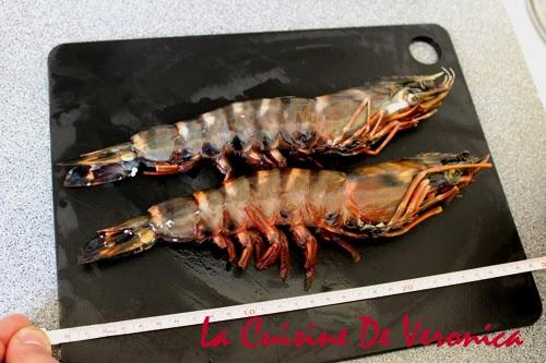 La Cuisine De Veronica 大鬼蝦