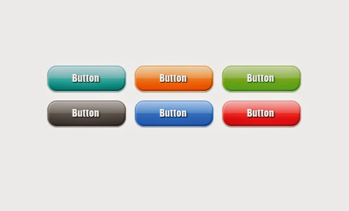 Create Simple Glossy Button