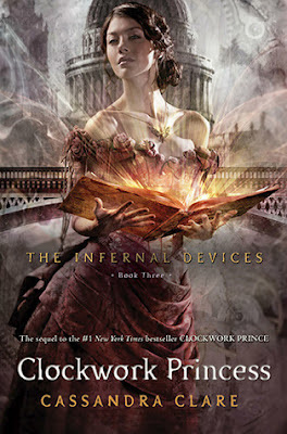 Series Review: Clockwork Princess (The Infernal Devices, Book 3), By Cassandra Clare Cover art