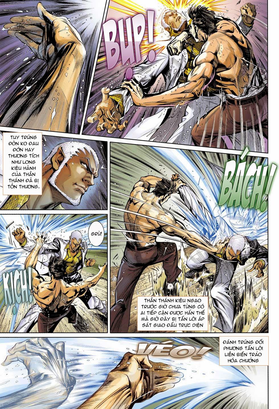 Thần Binh 4 chap 26 - Trang 24