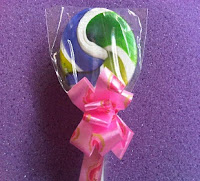 produsen permen lolipop love Pelangi Lolipop murah