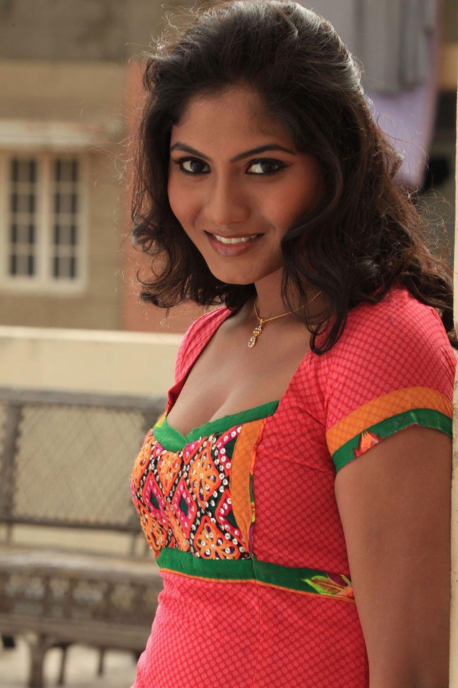 Shruthi Latest Hot Portfolio Photo Shoot Stills