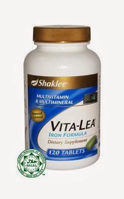 Vita-Lea® Iron Formula