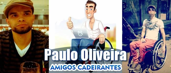 Paulo Oliveira site Amigos Cadeirantes