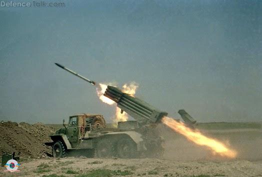 Fuerzas Armadas de Iran Iran_BM-21_Grad