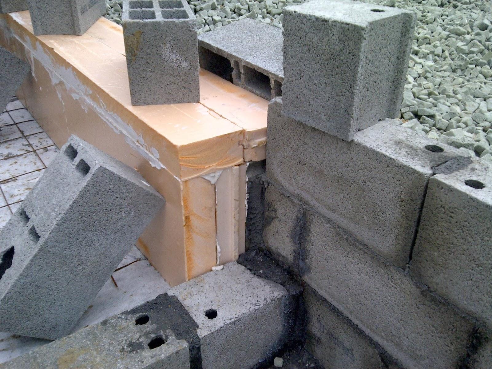 Maison passive dans le coglais isolation de sol mousse - Temps de sechage dalle beton pour marcher dessus ...