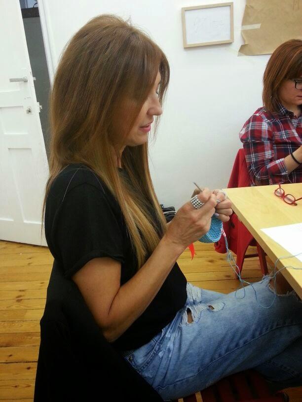 Curso de ganchillo, Labores, DMC, DaWanda, Monederos, moda, blog de moda, Labores, DIY, Carmen Hummer