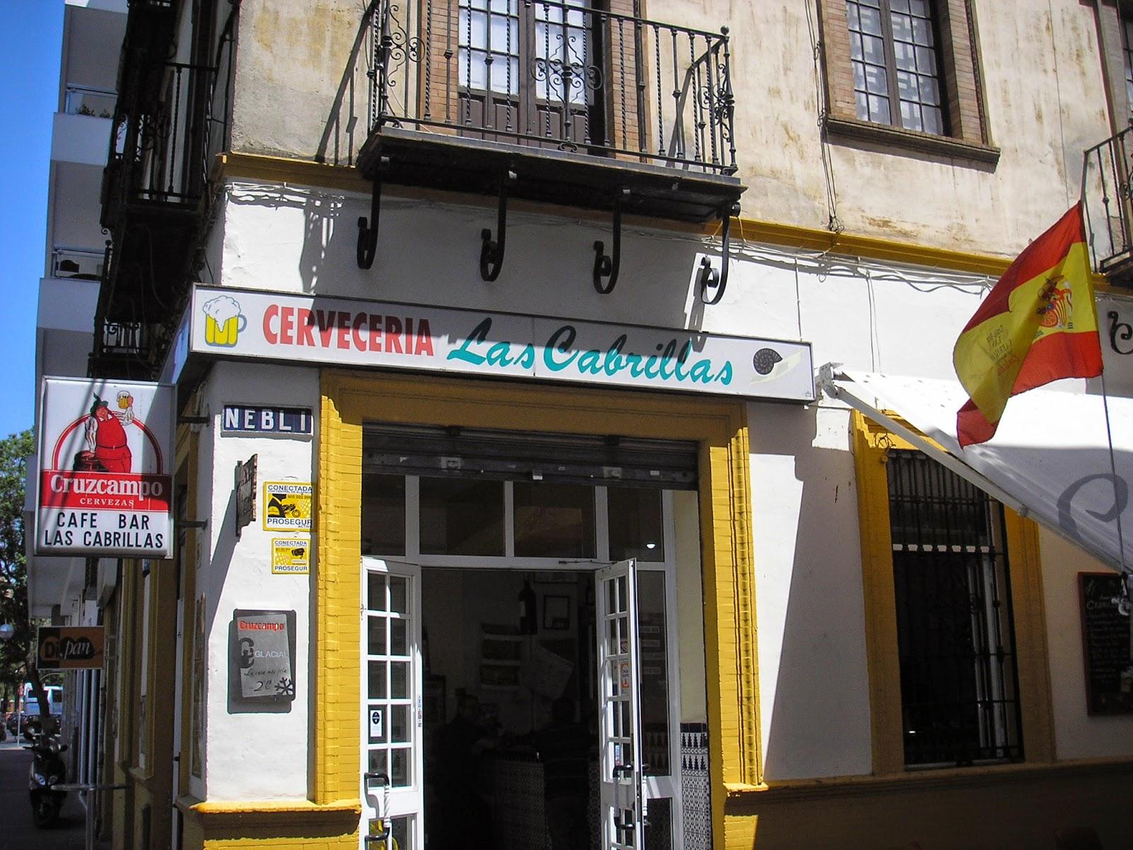 Portada - Bar Las Cabrillas - Serranito Advisor
