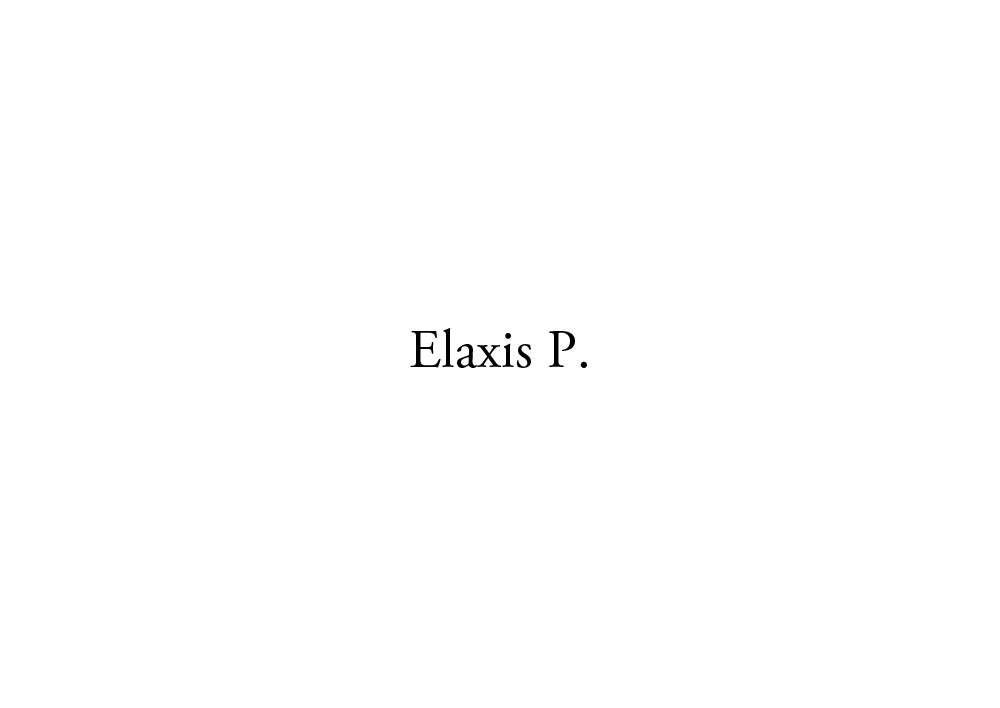 Elaxis P.