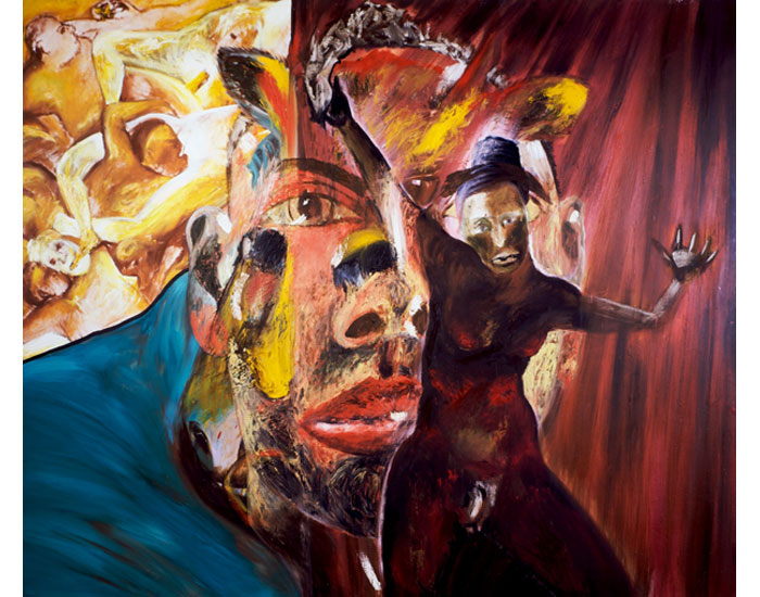2013: Neo-Neo-Expressionism? - Two Coats of Paint