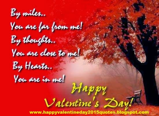 Happy Valentines Day 2015 Quotes Greetings Cards Messages – Best Quotes for Valentines Cards