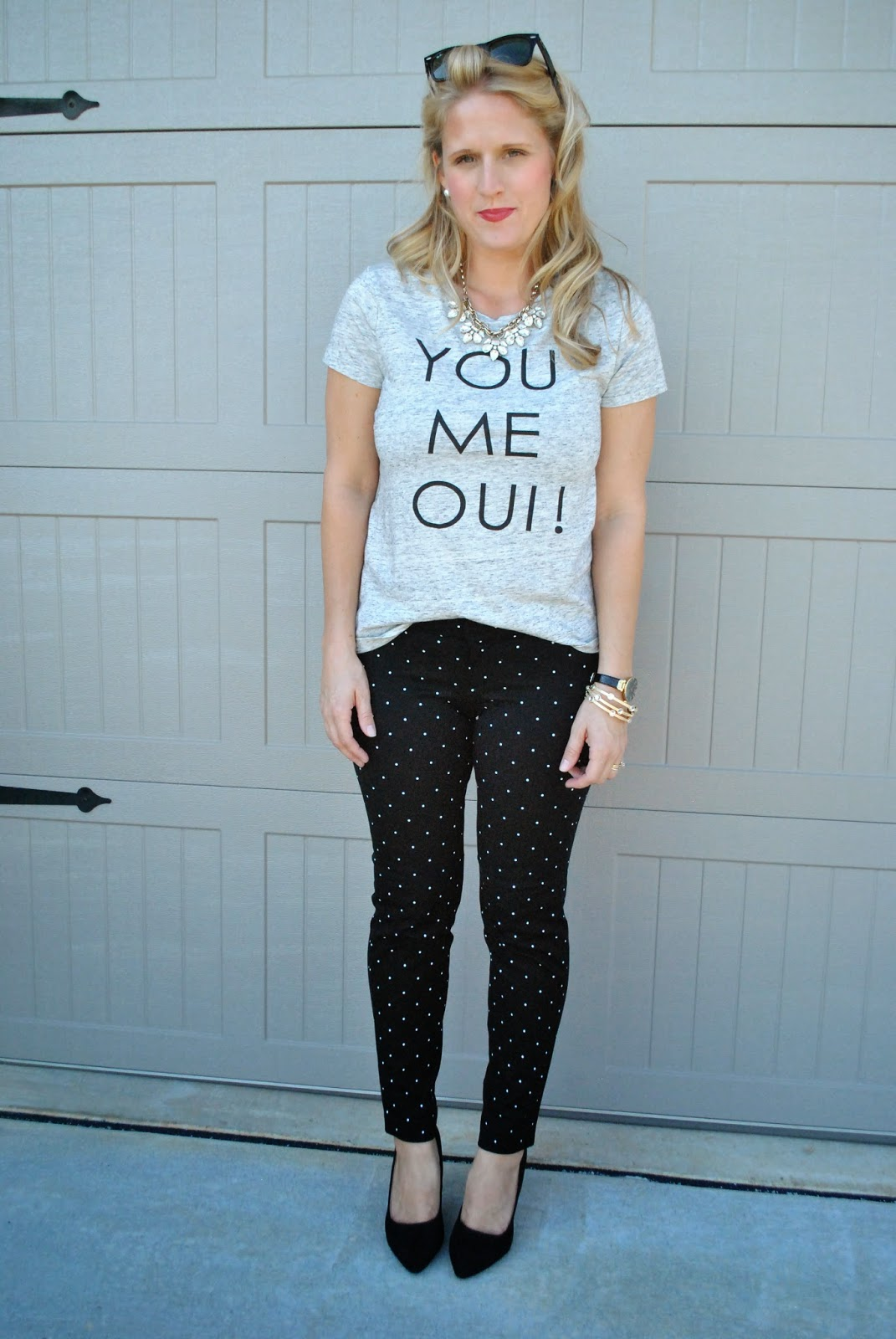 Old Navy Pixie Pants Old Navy Graphic Tee~The Army Life of An Aviators Wife