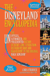 Between Books - The Disneyland Encyclopeida