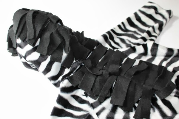 Disfraz casero de cebra imagui for Disfraz de cebra