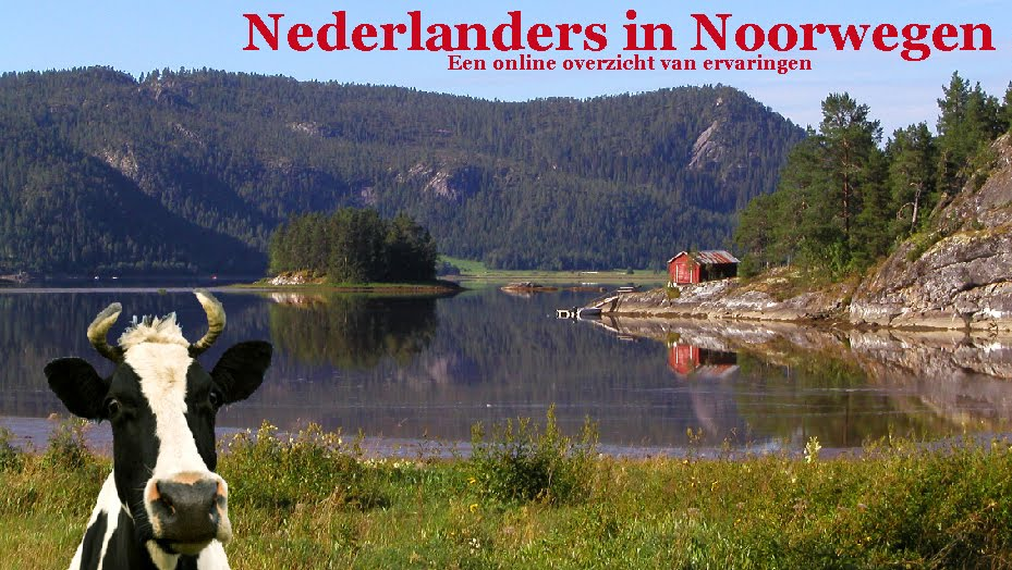 Nederlanders in Noorwegen