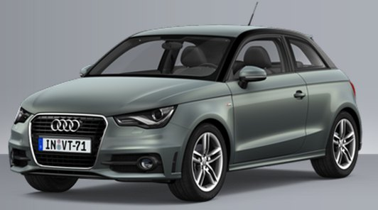 la gazette automobile nouveau moteur audi a1 2 0 tdi 143ch. Black Bedroom Furniture Sets. Home Design Ideas