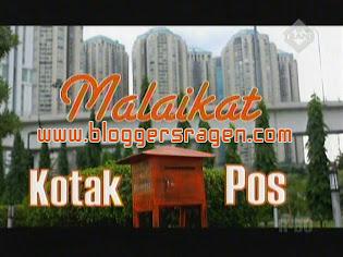 Malaikat Kotak Pos Bioskop Indonesia
