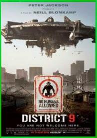 Distrito 9 2009 | DVDRip Latino HD Mega