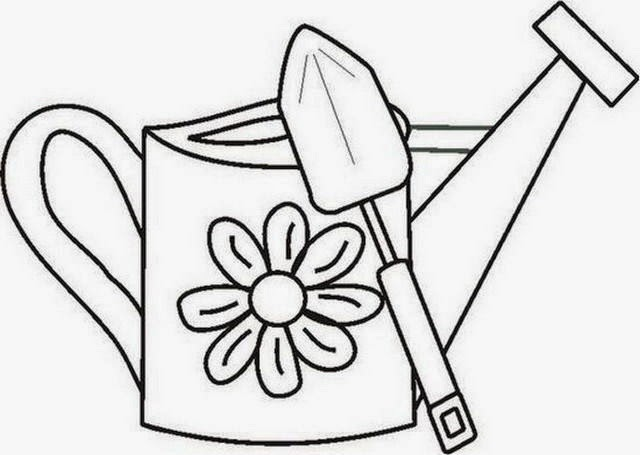 Paint With Water Coloring Pages