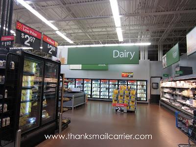 Walmart Dairy