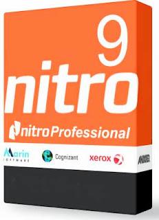 Nitro PDF Professional 9.0.5.9 (x86/x64) including Keygen TSRh