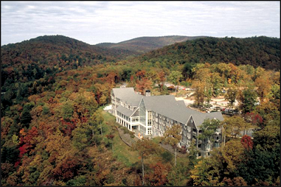Amicalola Falls lodge