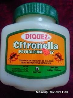 Diquez Petroleum Jelly Review