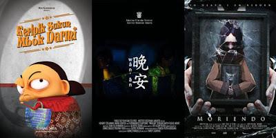 Review Film Pendek, Film Animasi Indonesia, Film Antologi
